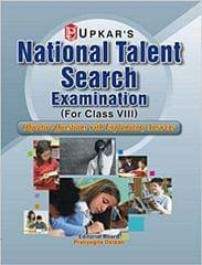 National Talent Search Examination: Objective Questions With Explanatory Answers (Class - VIII)