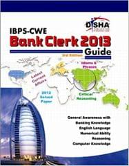 IBPS - CWE Bank Clerk 2013 Guide 3rd Edition