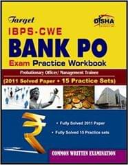 Target IBPS-CWE Bank PO/ MT Practice Workbook: 15 Objective + Descriptive Tests (With CD)