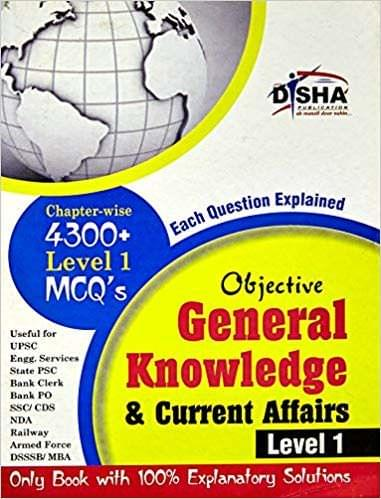 Objective General Knowlegde & Current Affairs (Level 1)�