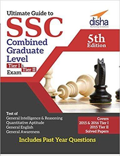 Ultimate Guide to SSC : Combined Graduate Level - Tier 1 and 2 Exams 2nd Edition