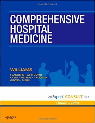 Comprehensive Hospital Medicine : Expert Consult - Online and Print 1st Edition