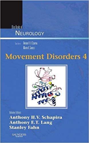 Movement Disorders 4 : Blue Books of Neurology Series, Volume 35 1st Edition