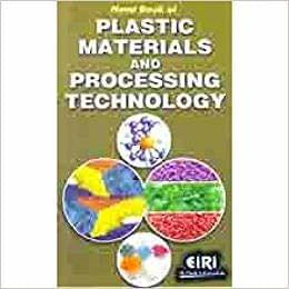 Hand Book Of Plastic Materials And Processing Technology
