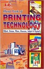 Hand Book of Printing Technology