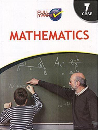 Full Marks Mathematics Class 7