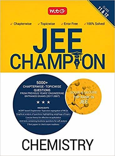 Chemistry Champion for JEE
