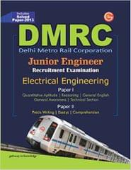 DMRC - Junior Engineer Recruitment Examination (Electrical Engineering) : Includes Solved Paper - 2013 (English) 5th Edition