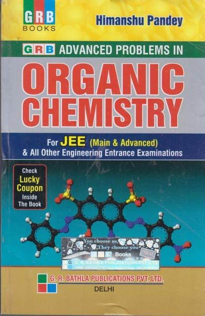 New Pattern Advanced Problems in Organic Chemistry - For JEE and All Other Engineering Entrance Examinations