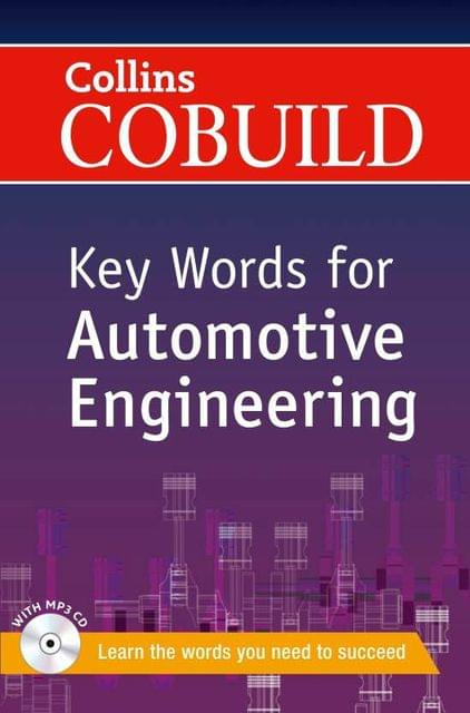 Key Words for Automotive Engineering (With CD)
