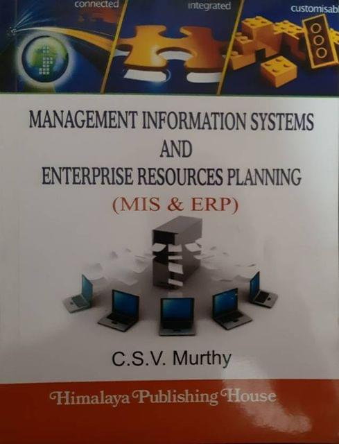 Management Information Systems And Enterprise Resources Planning