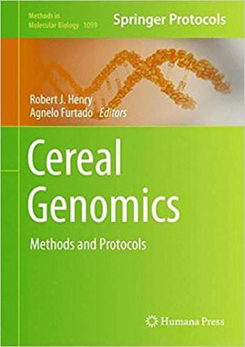 Cereal Genomics (Methods in Molecular Biology)
