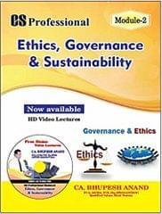 Ethics Governance and Sustainability