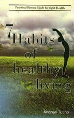 7 Habbits of healthy living