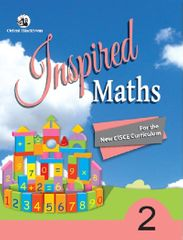 Inspired Maths for ICSE Schools-Class 2