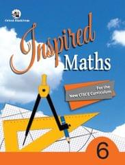 Inspired Maths for ICSE Schools-Class 6