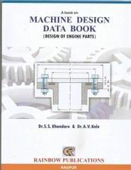 Machine Design Data Book (Design Of Engine Parts)
