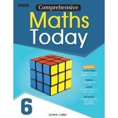 VISHV BOOKS COMP. MATHS TODAY-6