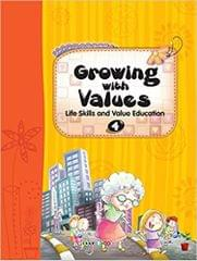 VISHV BOOKS GROWING WITH VALUES-4