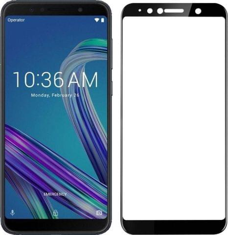 Flipkart SmartBuy Tempered Glass Guard for Asus Zenfone Max Pro M1  (Pack of 1)