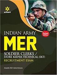 Indian Army MER Soldier Clerks (SKT & GD)