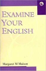 Examine Your English