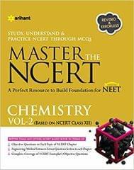 Master the NCERT Chemistry - Vol. 2