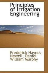 Principles of Irrigation Engineering