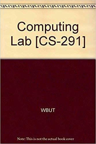Computing Lab (CS291)