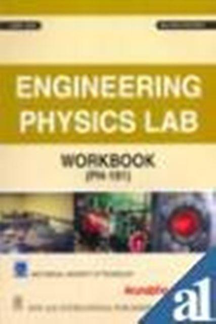 Engineering Physics Lab Workbook (PH191)