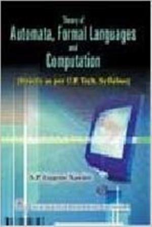 Theory of Automata, Formal Languages and Computation (As per UPTU Syllabus)