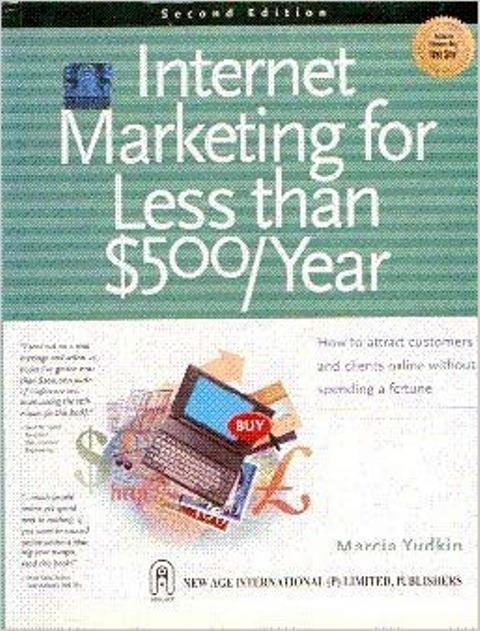 Internet Marketing for Less than $500/year