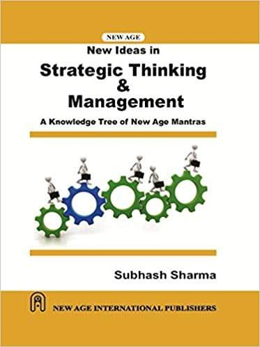 New Ideas in Strategic Thinking & Management