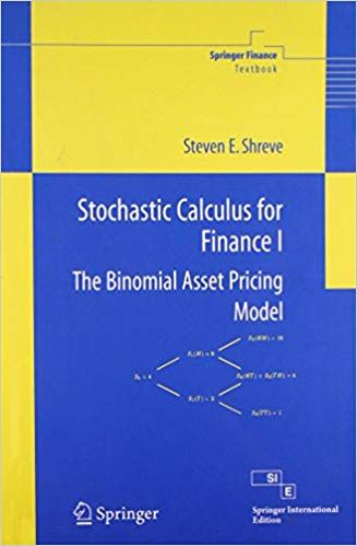 Stochastic Calculus for Finance l : The Binomial Asset Pricing Model