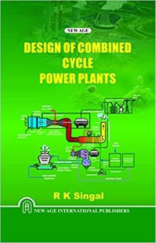 Design of Combined Cycle Power Plants�
