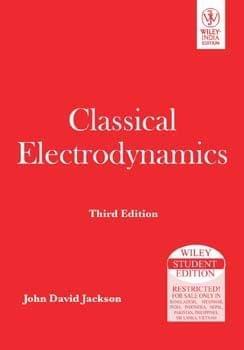Classical Electrodynamics Ed.3