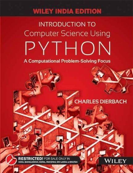 Intro. To Computer. Sc. Using Python