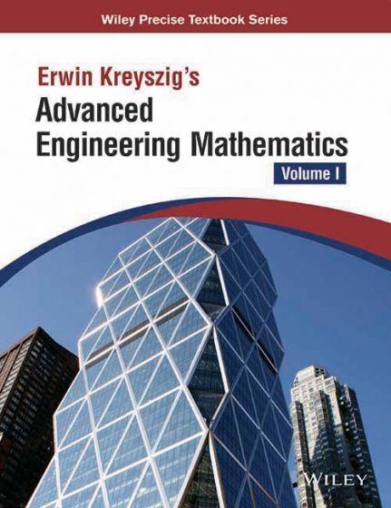 Kreyszig's Advanced Engineering Mathematics, Vol I, (As per syllabus of VTU)