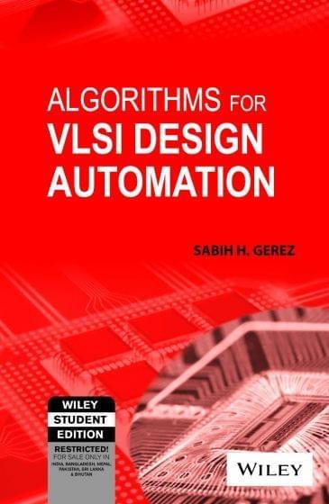Algorithms Vlsi Design Automation
