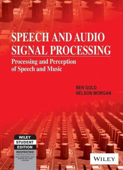 Speech & Audio Signal Processing