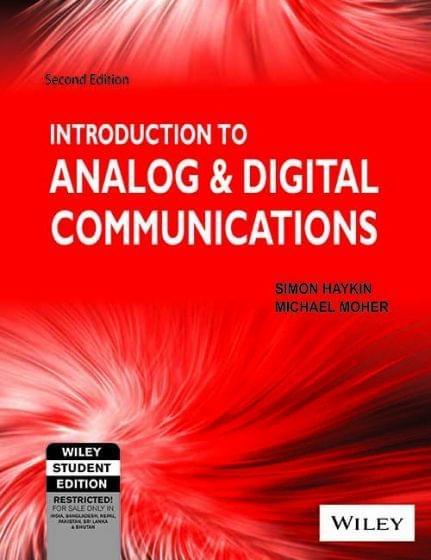 Intro. To Analog & Digital Commn.
