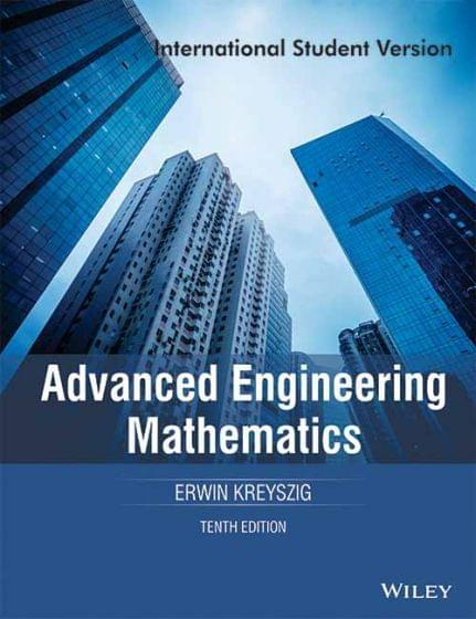Advanced Engg. Maths. Ed.10