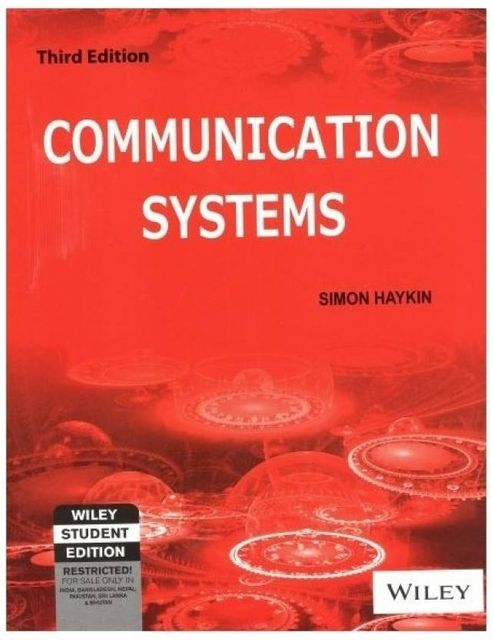 Communication Systems - Ed.5