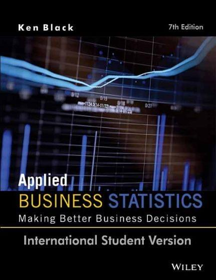 Applied Business Statistics--7Thed