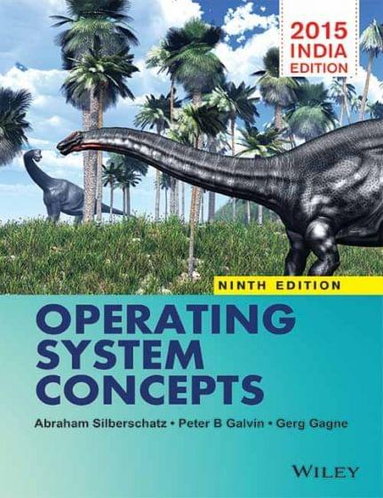 Operating System Concepts Ed.9