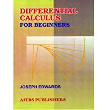 Differential Calculus For Beginners