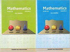 Mathematics - 12  (Set Of 2 Vols)