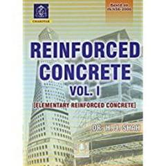 Reinfored Concrete Vol.1