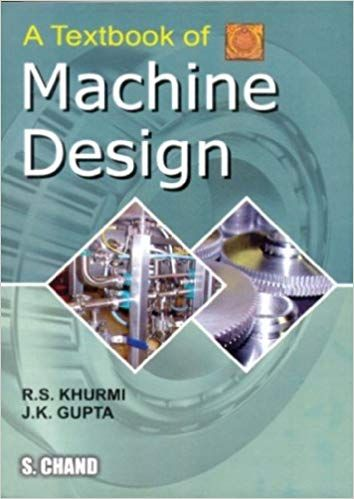 A Text Book Of Machine Design