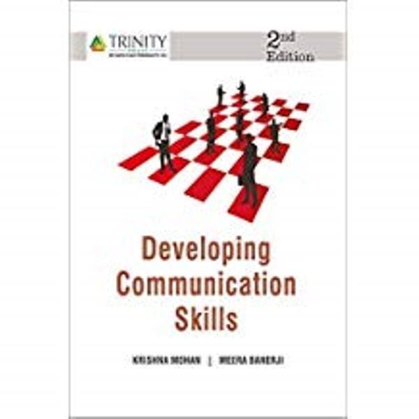 Developing Communication Skills